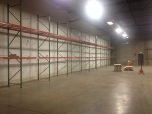 used shelving Denver