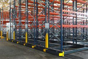 used shelving for Denver warehouses