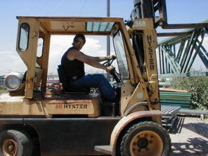 schedule forklift training at Preferred Equipment Company