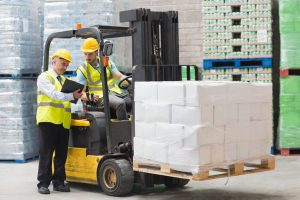 Preferred Equipment offers forklift driver training