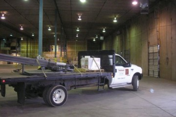 warehouse equipment rental and installation from Preferred Equipment Company in Denver Colorado